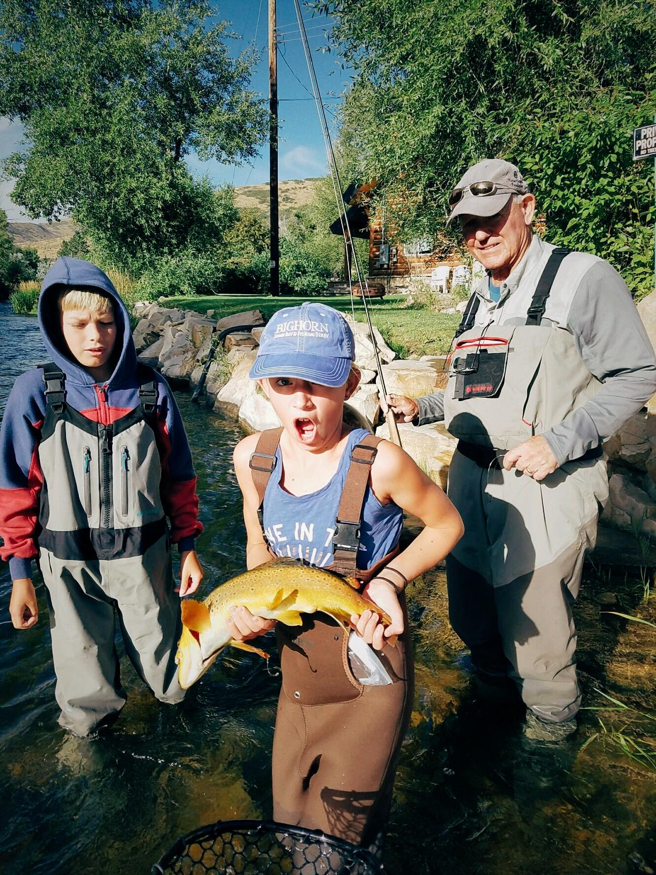 Park City Fishing Report