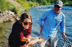 First Time Fly Fishing with Park City Fly Fishing Guides