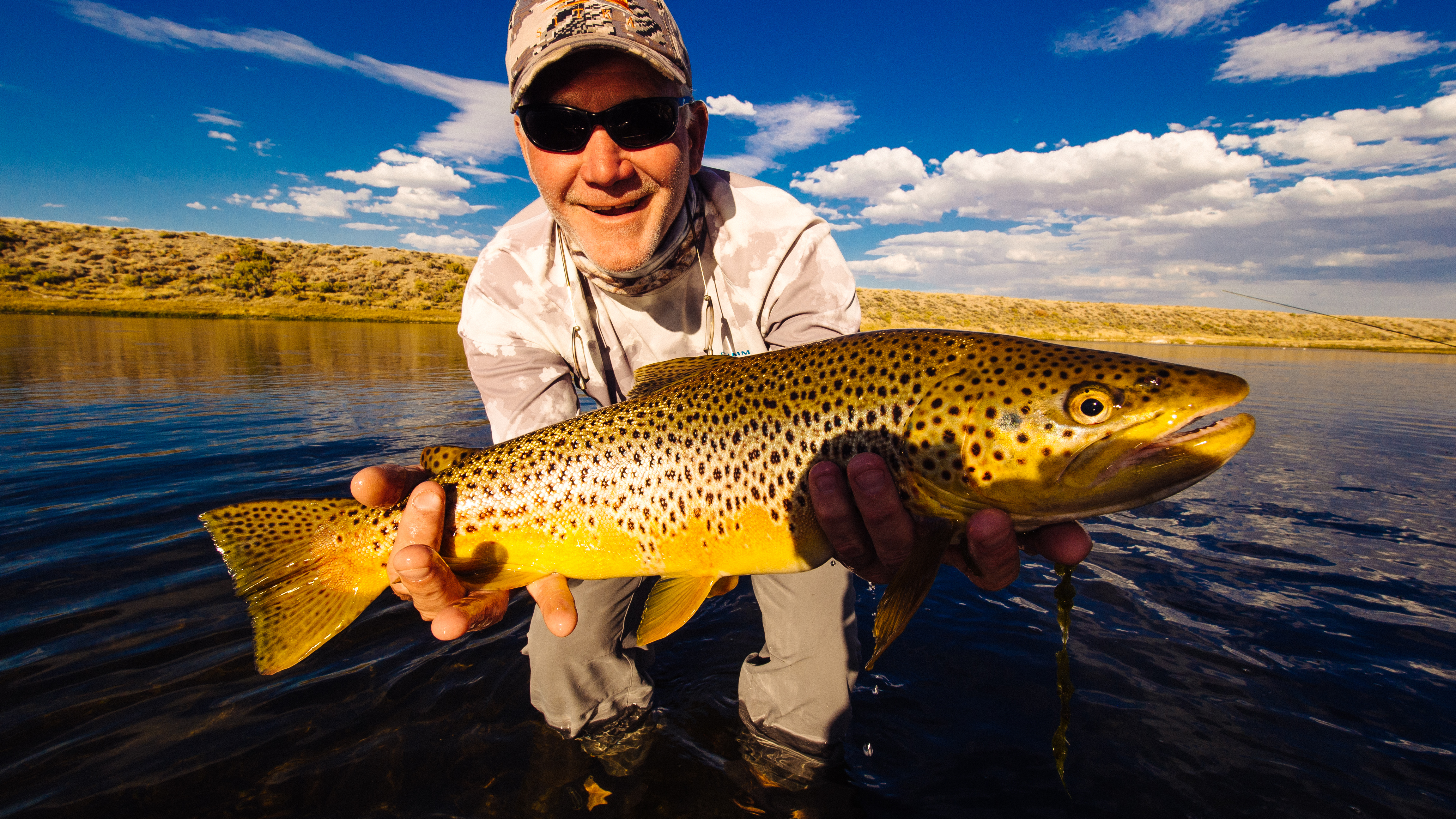 Fly Fishing Trips Park City Utah Upper Green River