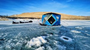 Utah Ice Fishing