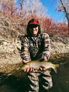 Fly Fishing in Park City, Utah