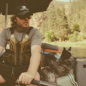 Layne Edwards, a guide for Park City Fly Fishing Guides